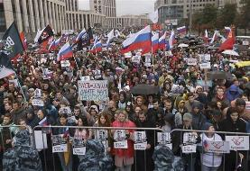 Russia to probe 'foreign meddling' after protests
