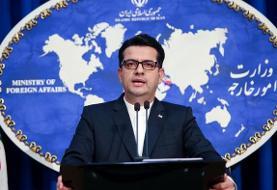 موسوی: آمریکا با توقیف آدریان دریا با عواقب بدی روبهرو میشود