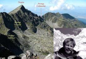 سقوط مرگبار کوهنورد مشهور رومانیایی از کارپات