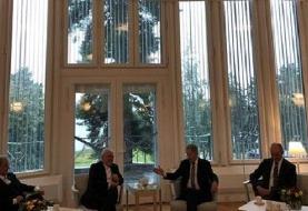 ظریف با رئیسجمهوری فنلاند دیدار کرد