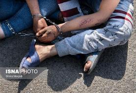 دستگیری سارق تخصصی «پاترول»