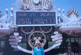 Happiness has no expiration: Woman uses 34-year-old free pass to get into Disneyland