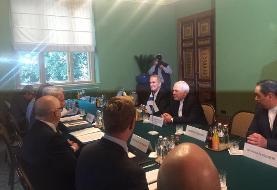 در دیدار ظریف با وزیر خارجه فنلاند چه گذشت؟