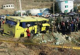 پرونده واژگونی اتوبوس دانشگاه آزاد؛ ۲۲ متهم از جمله پیمانکار به حبس ...