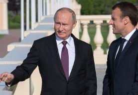 رهبر حزب کمونیست فرانسه خواستار لغو تحریم ها بر علیه روسیه شد