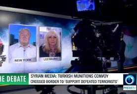 Turkey Syria Deployment