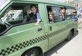ثبت نام رانندگان سرویس مدارس تا ۳۱مردادماه