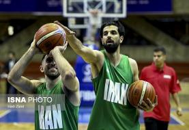Iranian basketball team headed to World Cup, Uniform unveiled