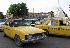 سنندج؛ گاراژ خودروهای فرسوده