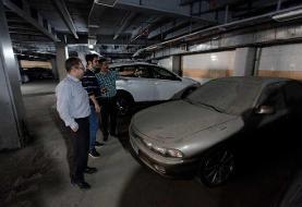 تعداد پارکینگها پاسخگوی نیاز شهروندان نیست