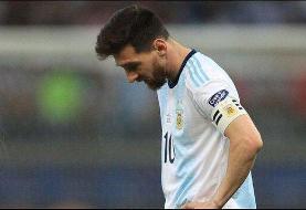 طعنه کاماچو به مسی: برای بهترین بودن باید قهرمان جام جهانی شد