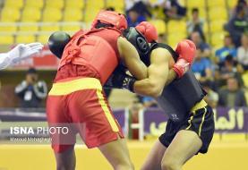۱ طلا و ۳ برنز حاصل ووشوکاران ایران در روز نخست قهرمانی جوانان آسیا