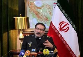 Iranian people know US pressure hasn't materialized: Shamkhani
