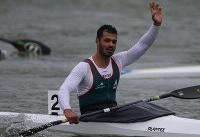 صعود ملیپوشان قایقرانی به نیمه نهایی آب های آرام قهرمانی جهان