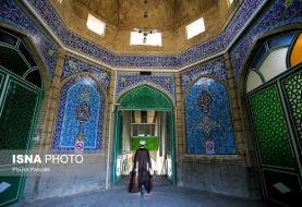 مناسبسازی مساجد پایتخت برای معلولین