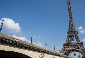 ظریف: در پاریس با ماکرون و لودریان دیدار میکنم