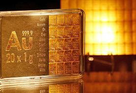 سهشنبه ۲۶ شهریور | قیمت جهانی طلا