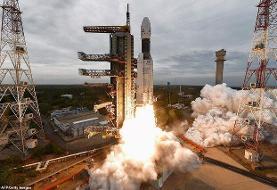 فضاپیمای هندی وارد مدار ماه شد