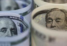 عقبنشینی دلار در برابر ین و یورو