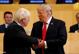 چشمانداز رابطه انگلیس و آمریکا پس از بوریس جانسون