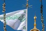 حال و هوای حرم حضرت علی (ع) در عید غدیرخم