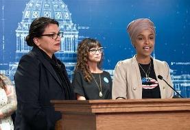US Muslim Reps. Omar, Tlaib speak up against Israeli crimes after travel ban