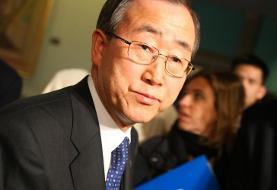 بان کیمون: تهدید برجام فراتر از ایران است