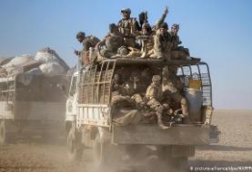 چند کشته و زخمی در انفجار یک انبار مهمات حشد الشعبی در عراق