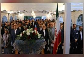 ظریف با ایرانیان مقیم سوئد دیدار و گفتگو کرد