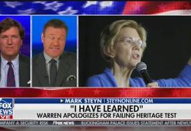 Tucker Carlson: Elizabeth Warren Is 'Cory Booker-Level' White