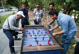 آغاز بهکار بازیهای نشاط سالمندی در مناطق