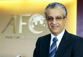تبریک AFC به عراق