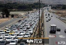 وضعیت ترافیکی جادههای کشور از زبان رئیس پلیس راهور
