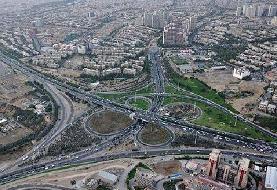 تردد در جادههای کشور ۳.۲ درصد افزایش یافت
