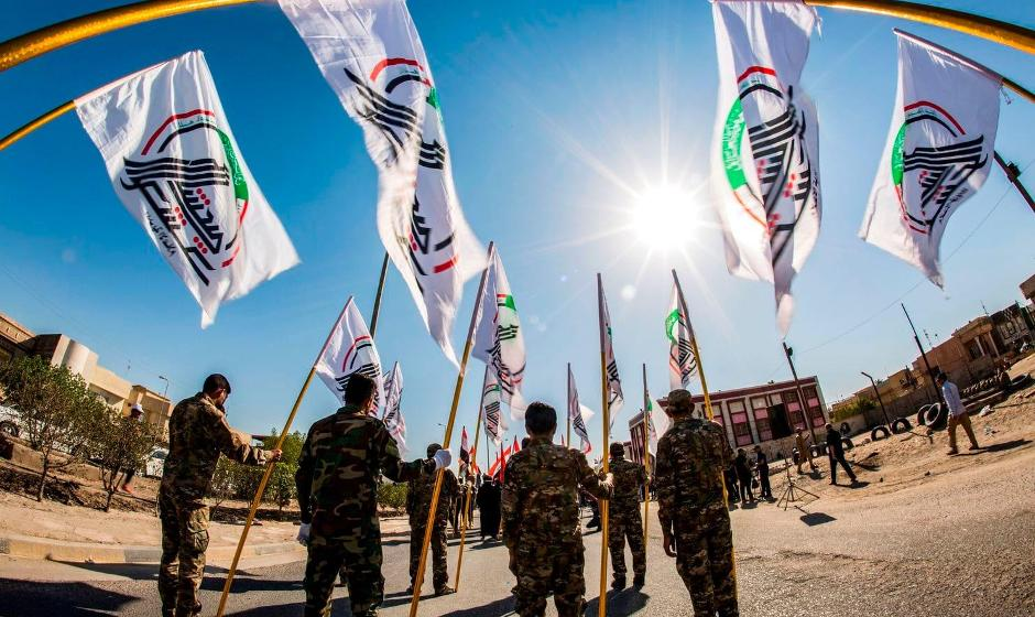 Iraq paramilitary chief plays down allegation against US