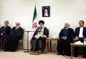 روحانی: مذاکرات موفق با ۱+۴ میتواند مسیر کاهش تعهدات را عوض کند