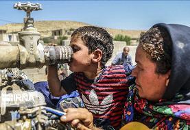 شرکت آب منطقه ای: ۷۷۰ روستا در استان کرمان فاقد آب آشامیدنی هستند