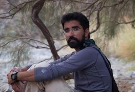 مادر طاهر قدیریان، بازداشتی محیطزیستی: بینایی پسرم در معرض خطر است