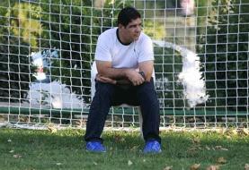 غیبت مهاجری در نشست خبری قبل از بازی با گلگهر