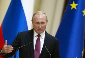 پوتین: آزمایش موشکی آمریکا تهدید جدیدی علیه روسیه است