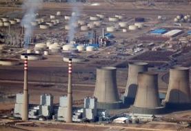ظرفیت تولید برق حرارتی به مرز ۹۰۰۰ مگاوات رسید