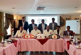 برگزاری مسابقات بینالمللی شورین کمپو کاراته در ایران
