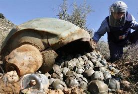 Israeli cluster bomb from 2006 war kills Lebanese man in south