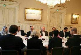 دیدار وزیران خارجه ایران و نروژ