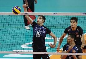 شروع پرقدرت والیبالیستهای ایران با برتری مقابل بلغارستان