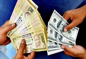 روپیه به ضعیفترین ارز آسیایی در مقابل دلار آمریکا تبدیل شد