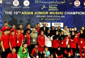 Asian Junior Wushu C'ships: Iran earn 6 medals on day 4