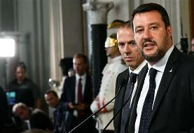 Italy's Salvini calls for early elections as crisis talk continue