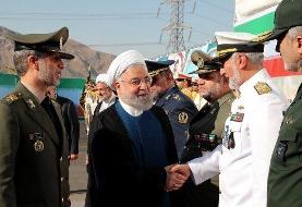 روحانی: ترامپ گفته بود ۳ماه صبر کنید جمهوری اسلامی وجود نخواهد داشت