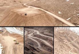 کانون آبساز شاهرود در معرض خطر/ آثار مخرب معدن بوکسیت در شاهوار